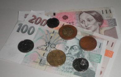 Překlenovací úvěr a výpočet mzdy